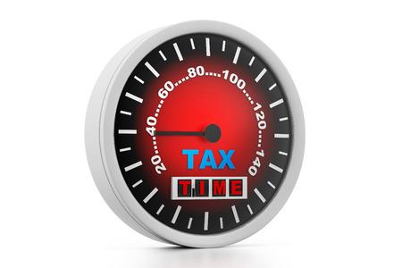 tax time: Tax time