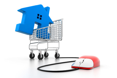 home shopping: Online real estate business