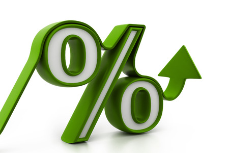 increment: Percentage growth