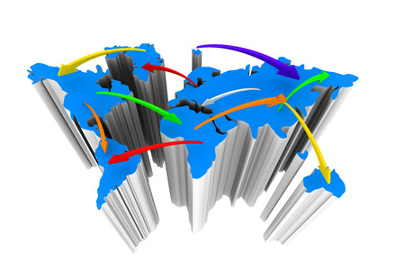 export import: Trade networking