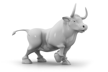 bearish market: Business bull