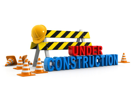 construction tools: under construction