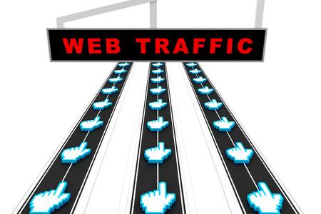website traffic: Website Traffic