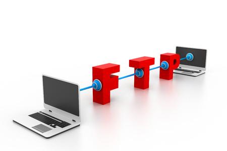 ftp: Uploading ftp Server