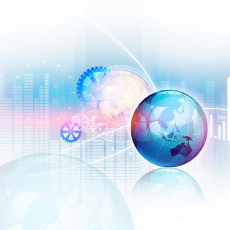 글로벌 비즈니스 배경