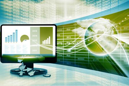 stock listing: Economical Stock market chart