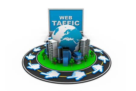 Web Traffic photo