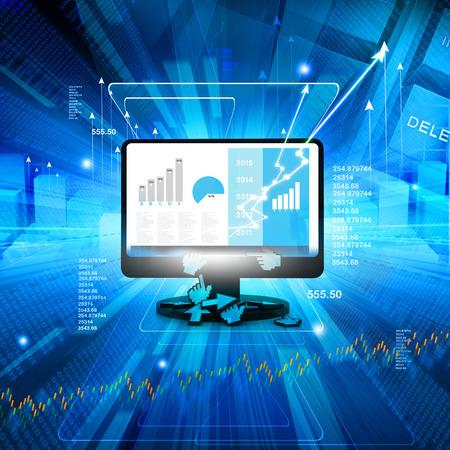 economical: Economical Stock market chart