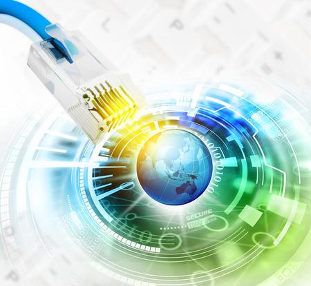 グローバル ネットワーク接続