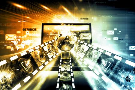 fast computer: Internet technology