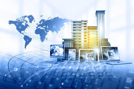 технология: Интернет-технологии Фото со стока