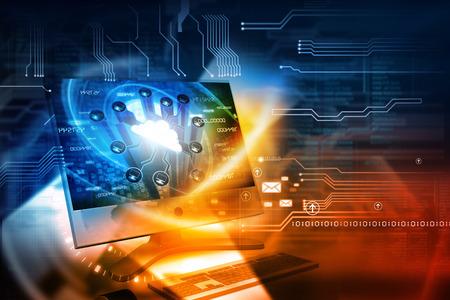 Digitale internet-technologie