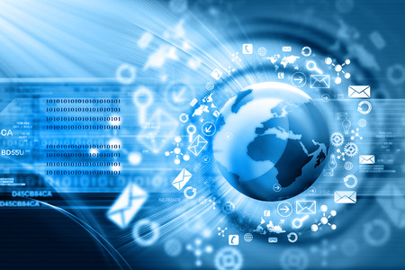 tecnologia: Fundo da tecnologia Imagens