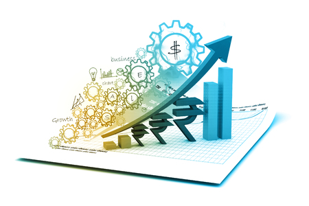 growth business: Indian rupee  growth chart