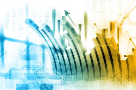 economical: Economical stock market graph