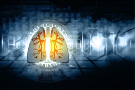 Menselijke longen
