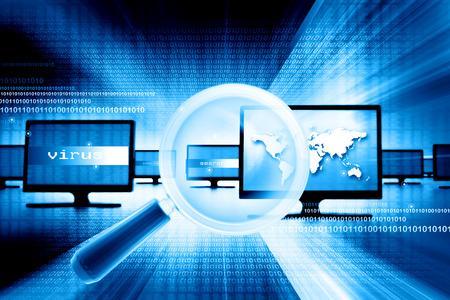 lupa: búsqueda en Internet