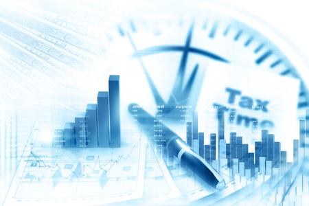 stock exchange: Economical stock market graph