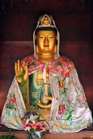 bodhisattva: Bodhisattva statue
