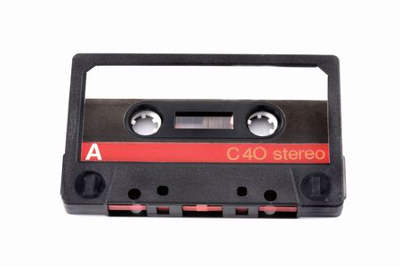 style advice: Cassette to the tape recorder old-style