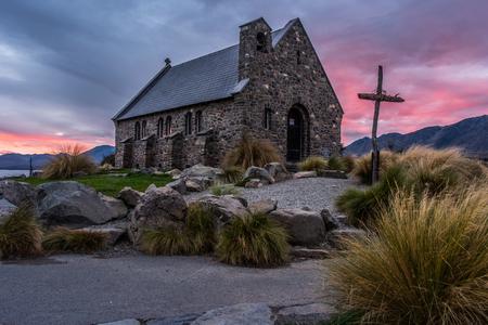 Church of the Good Shepherd, New Zealand Editorial