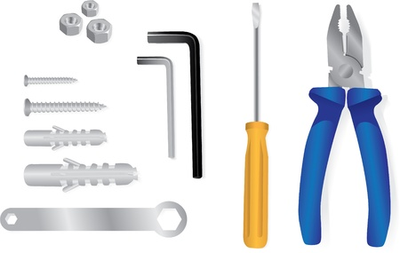household tools  Vector