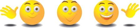 emoticons Stock Vector - 11496083