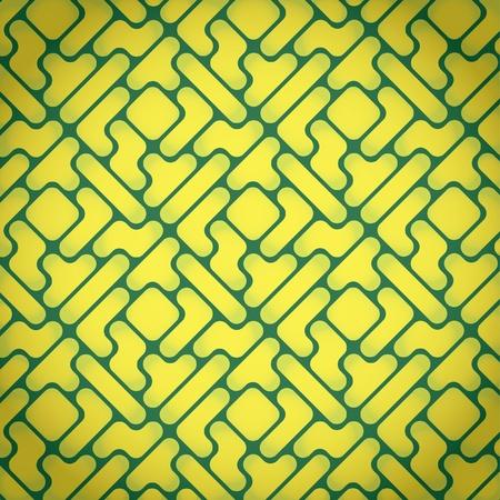 tetris:   Seamless pattern like tetris game - illustration