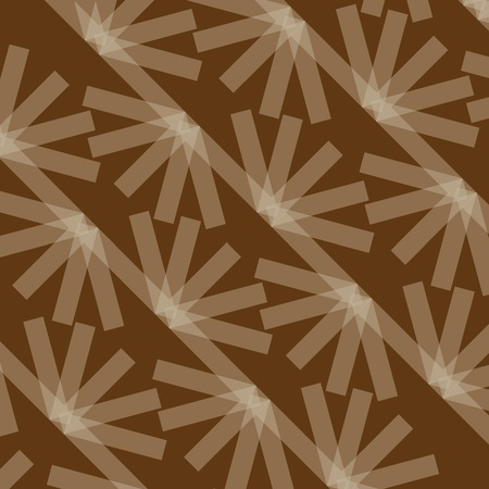 abstract brown stripes background - illustration Vector