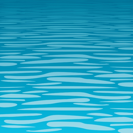 A tranquil water pattern  Abstract for a relaxation Stock Vector - 12453275
