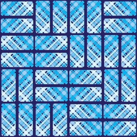 floorboards: floorboards, seamless blue texture tiles - illustration