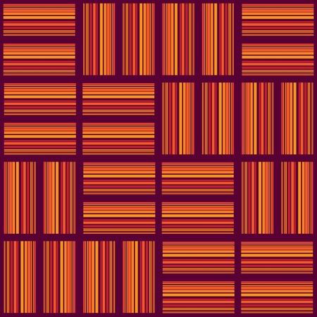 floorboards: floorboards, seamless red texture tiles - illustration