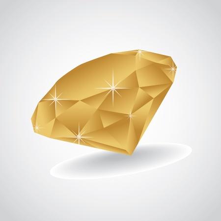 Diamond with