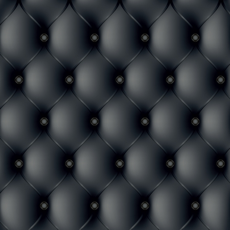 furnished: Dark sofa pattern background - illustration