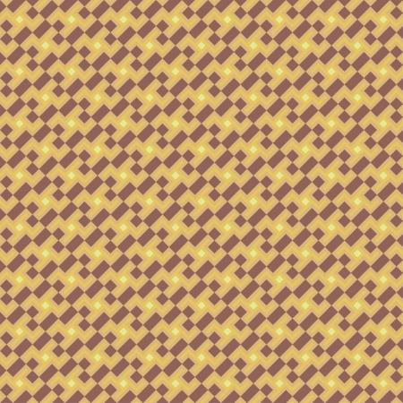 mondrian: Outlined rectangles pattern background Illustration