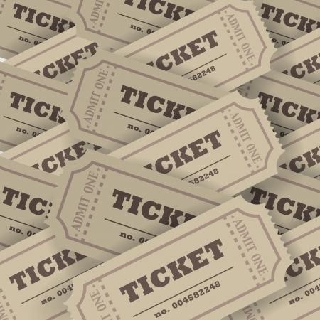 plenty: Plenty of tickets