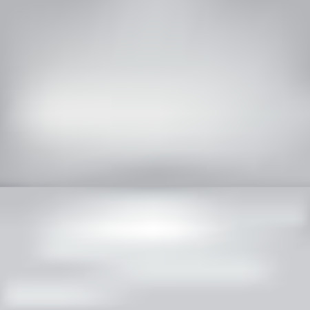 Abstract grey background with a horizont Vector