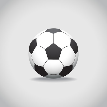 Soccer Ball, realistic illustration Vector