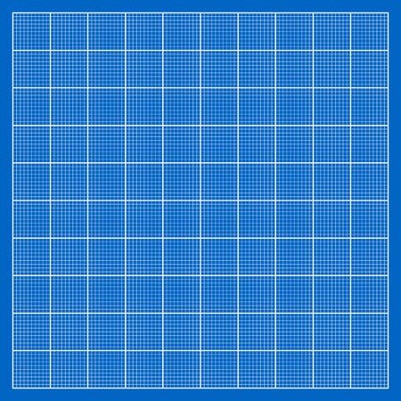 milimetr: Milimetr siatki wektora papieru, 100mm kwadratowy wzór