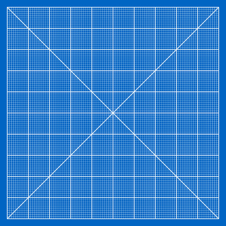 Millimeter paper grid vector, 100mm square pattern Vector