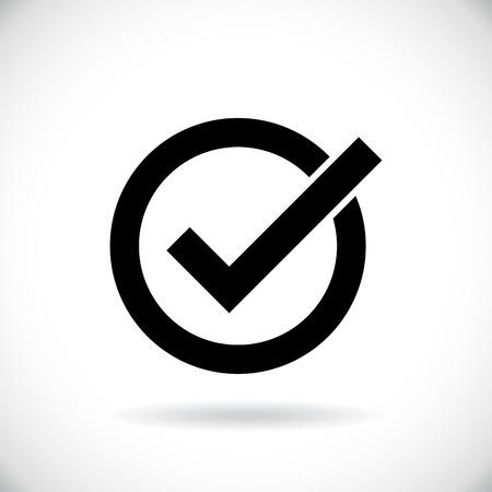 correct: Correct symbol illustration