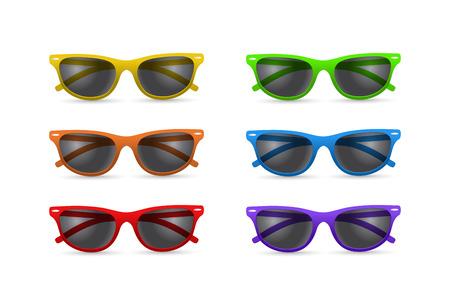 unisex: sunglasses unisex illustration