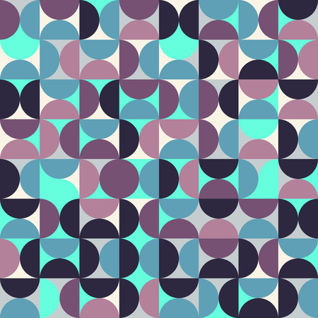 circles pattern: Circles background, abstract pattern. Illustartion Illustration