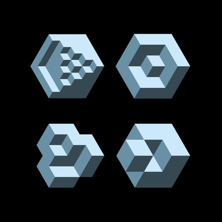 cubic: Set of cubic objects.