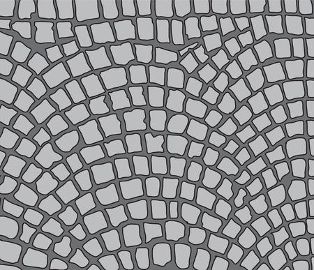 cobbles area