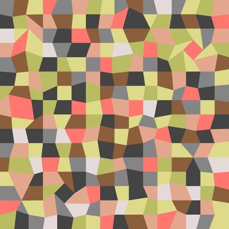 illustartion: Abstract geometric background, vector illustartion Illustration
