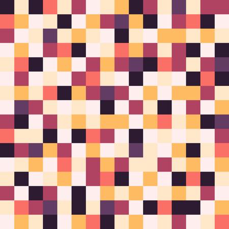illustartion: Abstract pixel background, illustartion Illustration
