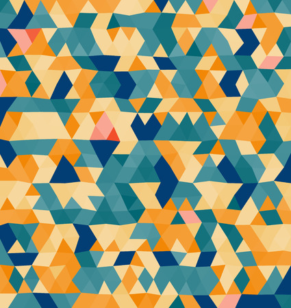 Abstract colorful polygonal background, template. - Stock vector