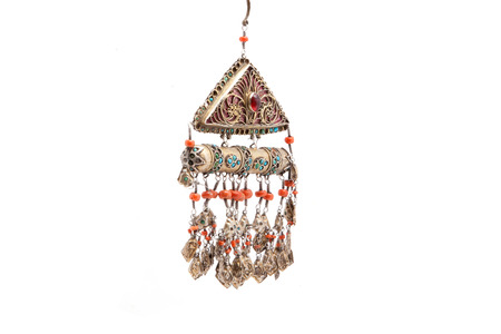 hopi: Collection of Vintage National and Silver Jewelry, Kazakh National Jewelry