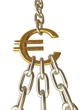 hotlink: Euro in chain